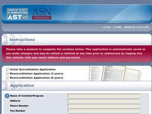 Website :: AST