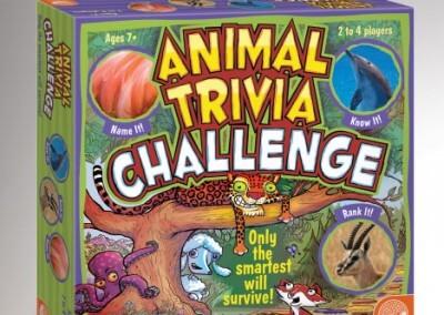 Animal Trivia Challenge