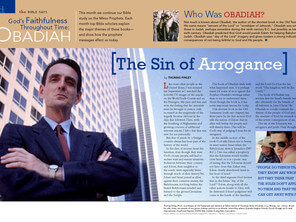 Decision Magazine :: Arrogance