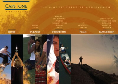 Website :: Capstone Schools