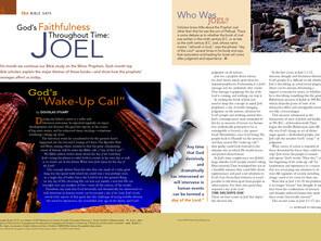 Decision Magazine :: Joel