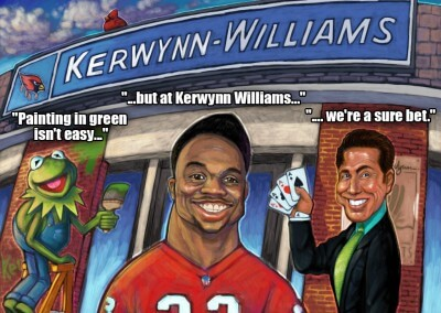 Kerwynn Williams