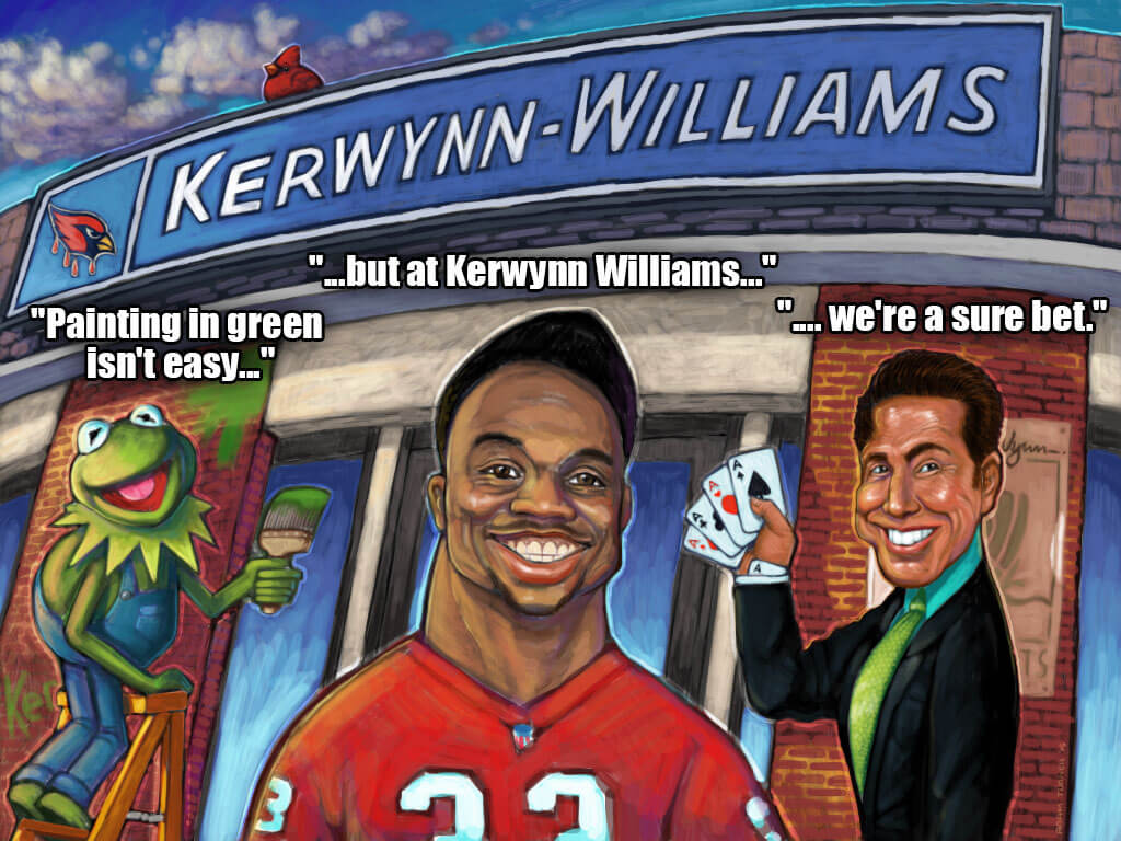 Kerwynn Williams