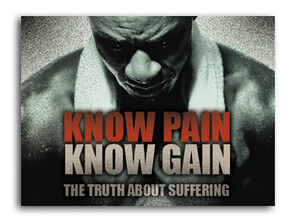 Print Design :: Know Pain