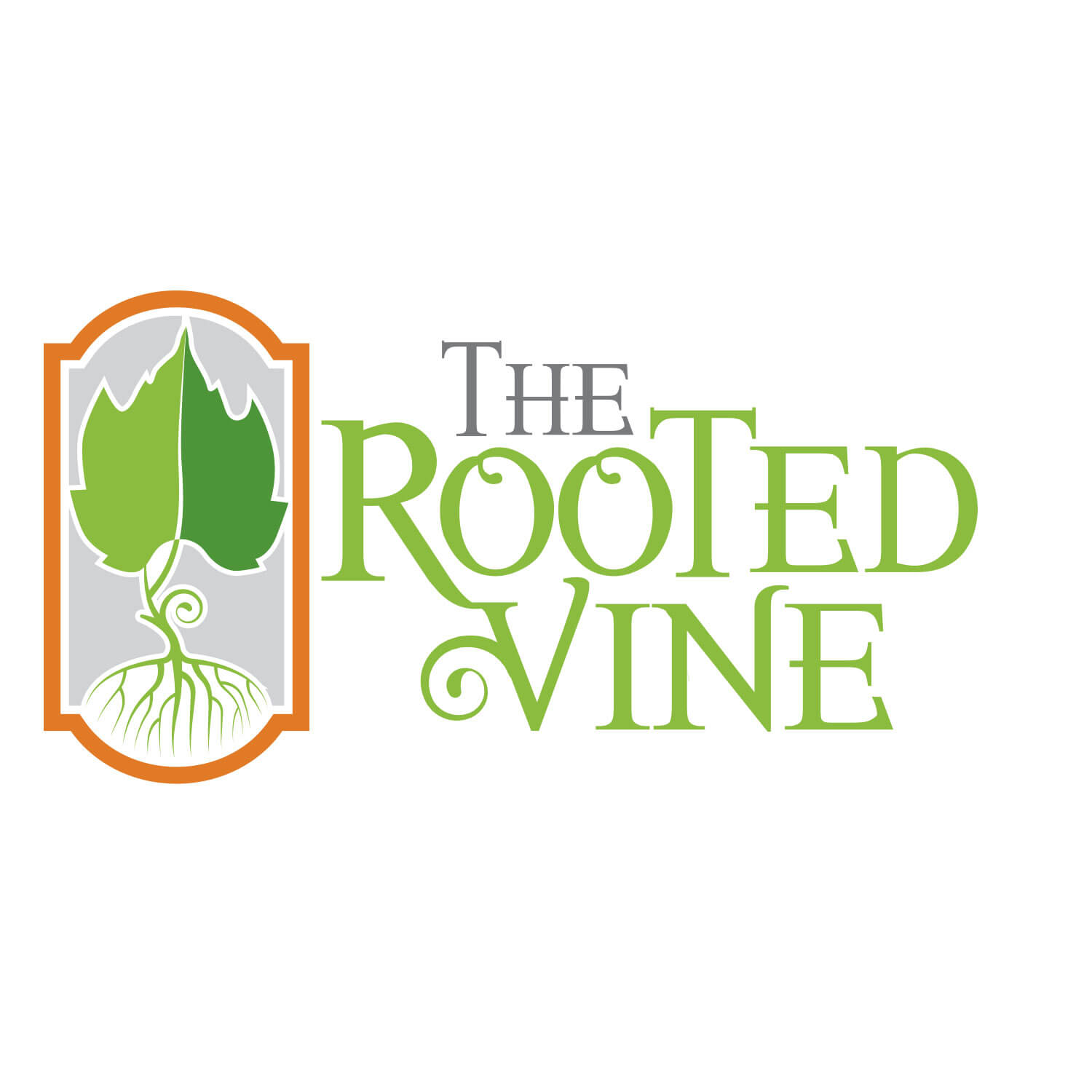 Logo :: Rooted Vine