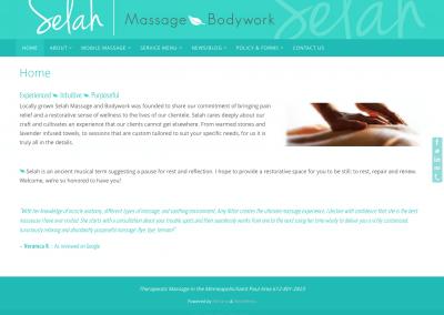 Website :: Selah