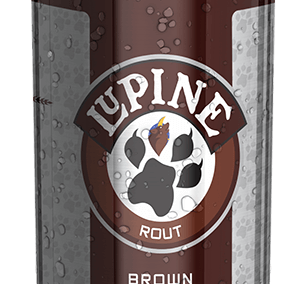 Lupine Beer Cans